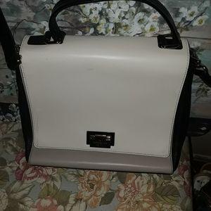 Vintage Kate Spade 3 tone leather shoulder bag